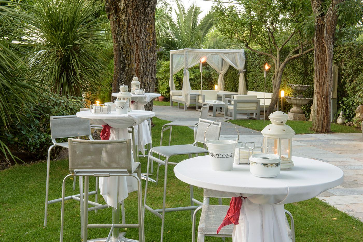 jardin Las Torres bodas Madrid